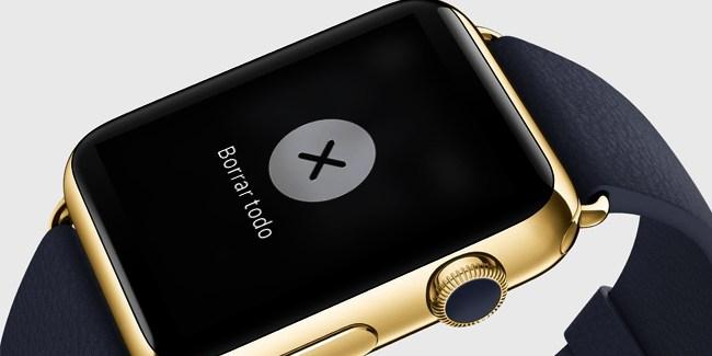 Apple Watch: Cómo eliminar todas las notificaciones instantáneamente