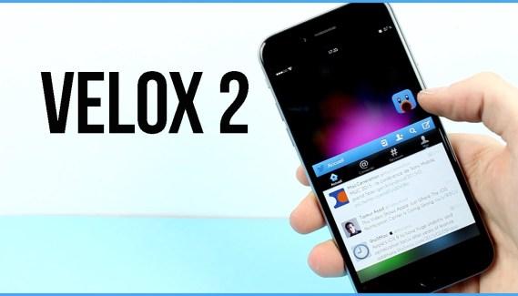 Velox 2 ya está disponible para iOS 8.4