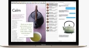 Multitarea OS X El Capitan