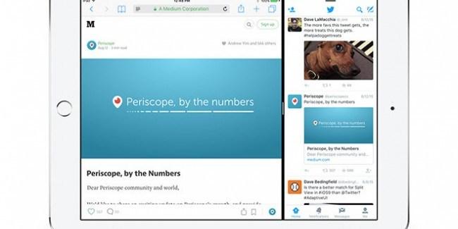 Twitter se actualiza para iOS y, concretamente, para iPad