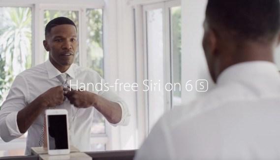Apple estrena 3 anuncios del iPhone 6s y 6s Plus