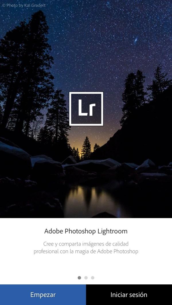 Ligthroom app