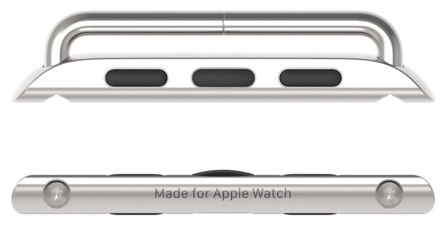 Apple fabrica hebillas del Apple Watch a terceros