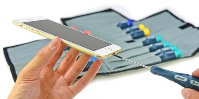 Nuevo programa de reparación de Apple incluye préstamo de iPhone