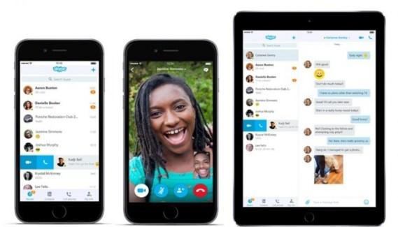 Skype para iOS se actualiza a la versión 6.6