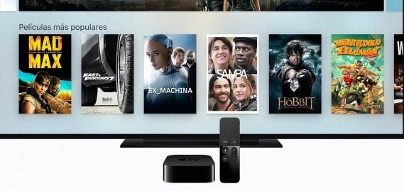 El nuevo Apple TV ya tiene navegador web