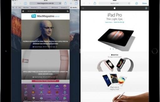 Sidefari: muestra dos ventanas de Safari con split view en el iPad