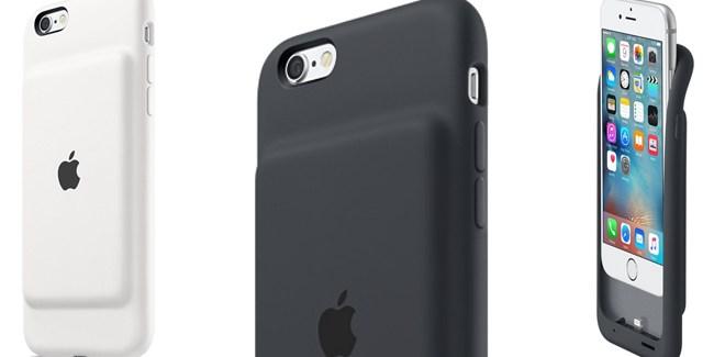 iPhone 6s: Apple lanza una funda con batería auxiliar