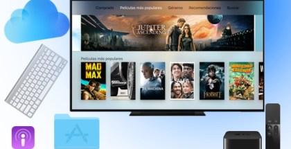 Apple tv tvOS 9.2