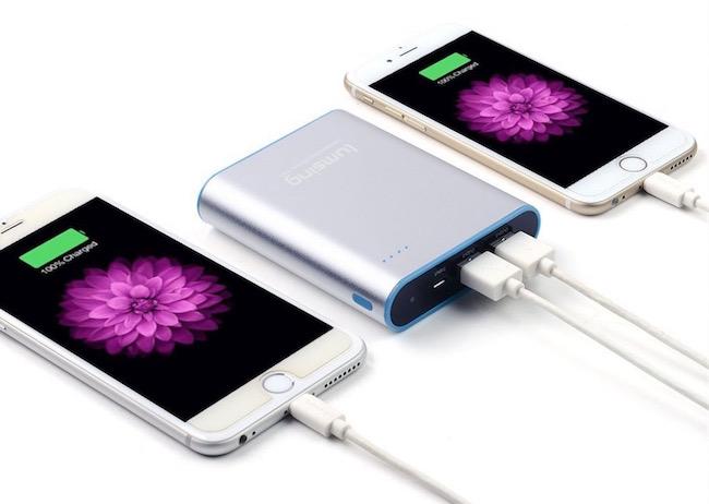 Sorteo pack Lumsing: batería 13400 mAh y Cargador USB de mesa