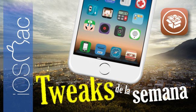 Tweaks de la semana: Initialized, Tap to Translate, 8Alerts, Resero 9  y más…