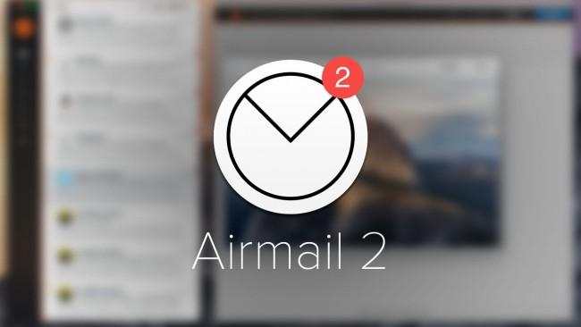 AirMail 2: el gestor de correo adaptado a OS X El Capitán