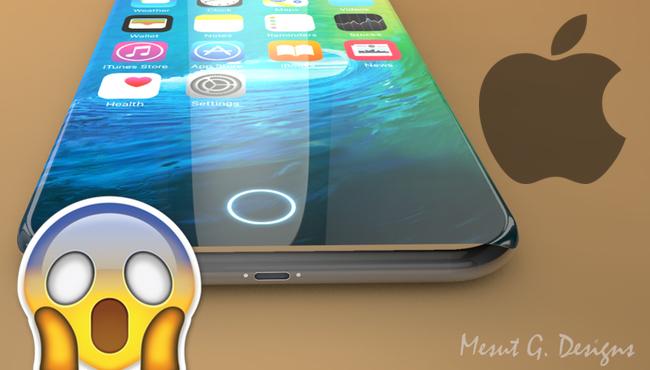 iPhone completamente renovado para 2017: 5,8 pulgadas y carga inalámbrica