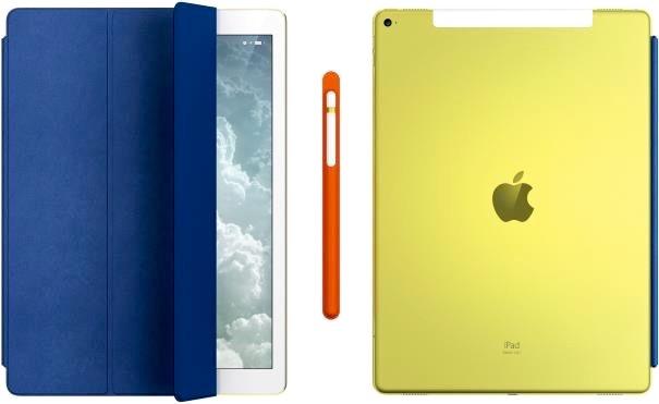 iPad Pro amarillo
