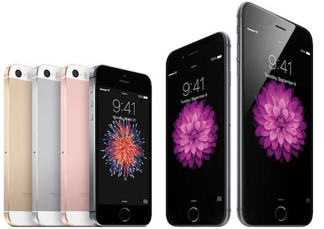 El iPhone SE atrae a los usuarios que buscaban un iPhone 6
