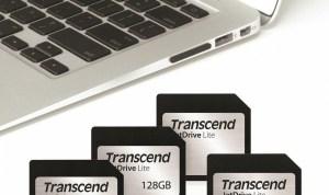 MacBook Transcend JetDrive Lite