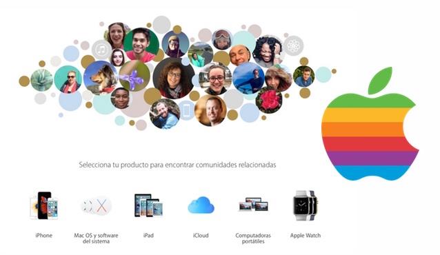 Apple renueva las Comunidades de Soporte técnico en español