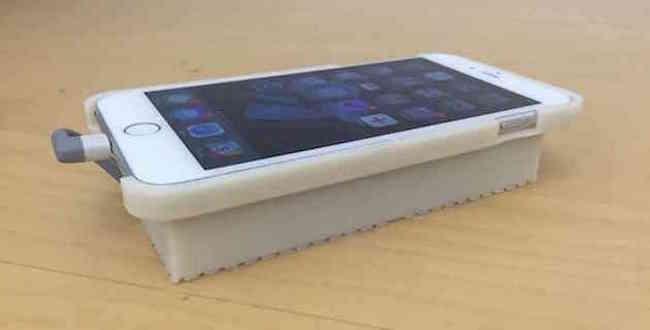 Android en tu iPhone: una funda que te permite probar
