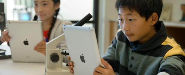 iPad en la educacion