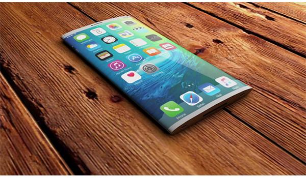Apple consigue una patente de pantalla curva para iPhone