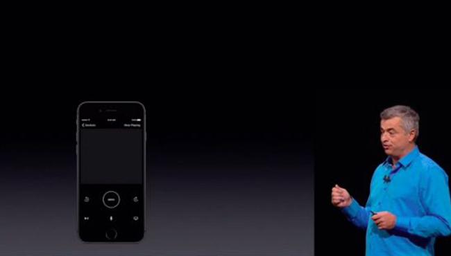 Apple presentó el nuevo tvOS, sin grandes novedades