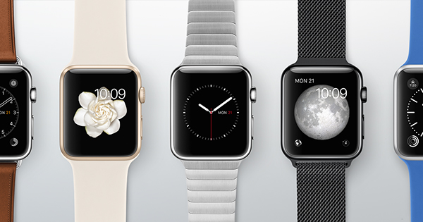 Apple watch personalizacion