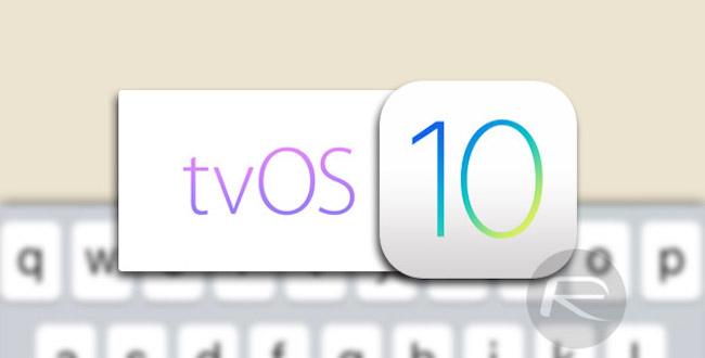 tvOS 10.1