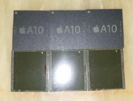 Chip A10 no culminado