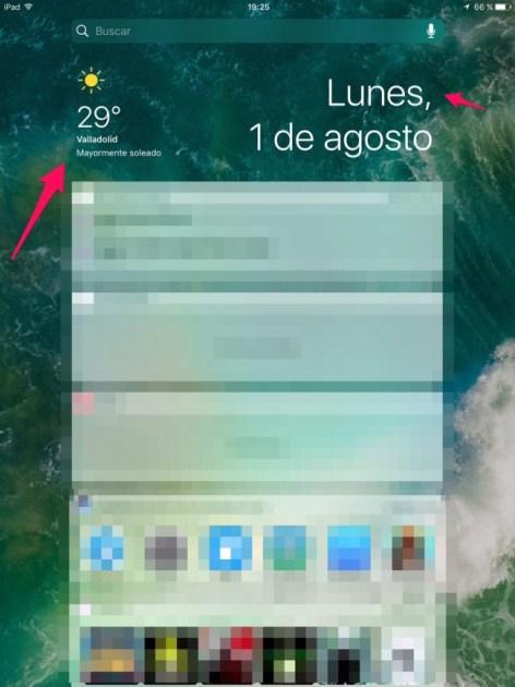 Widgets iOS 10 beta 4