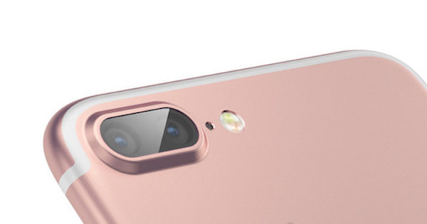 Cámara del iPhone 7 Plus