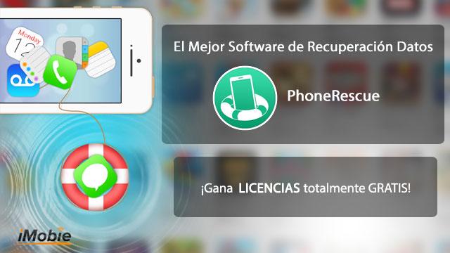 PhoneRescue, la aplicación para recuperar datos de nuestros dispositivos
