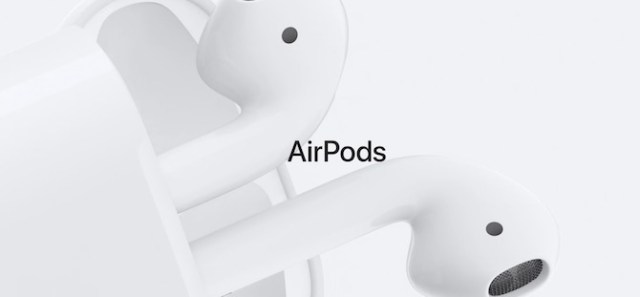 AirPods Apple Auriculares