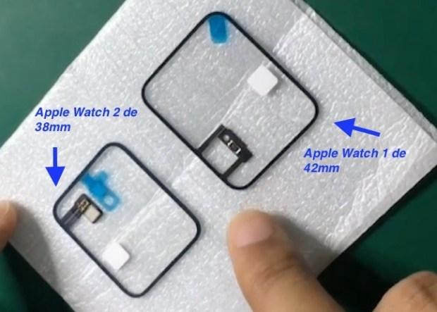 Apple Watch 2 Comparación 1
