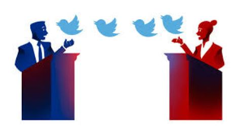debates twitter