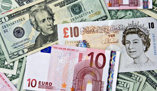 dolar-euro-libra