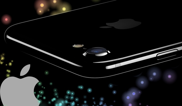 iPhone 7 negro brillante apple almacenamiento
