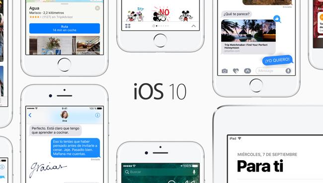 Llegan aplicaciones de iOS 10 a la App Store y Apps para Mensajes