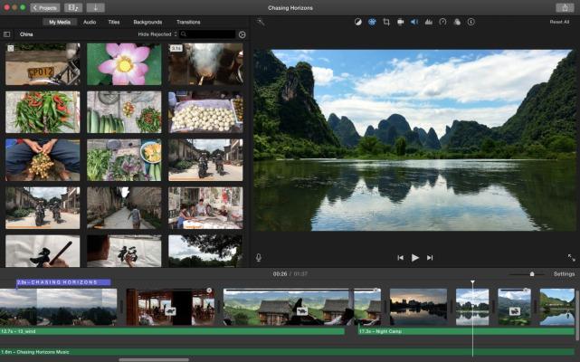 ¿Cómo convertir un video a cámara lenta con iMovie en Mac?