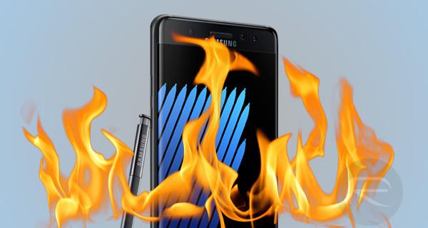 Galaxy Note 7: prohibido en vuelos dentro de Estados Unidos