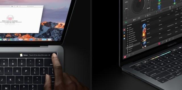 Touch Bar: Tecnología con muchas posibilidades para el futuro de Apple