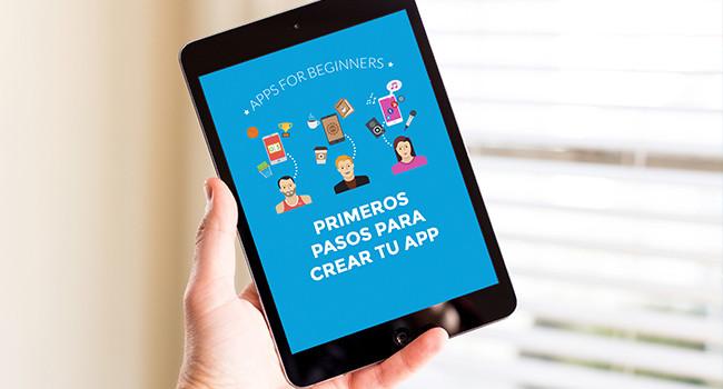 GoodBarber te enseña a crear tu propia app con un ebook gratuito