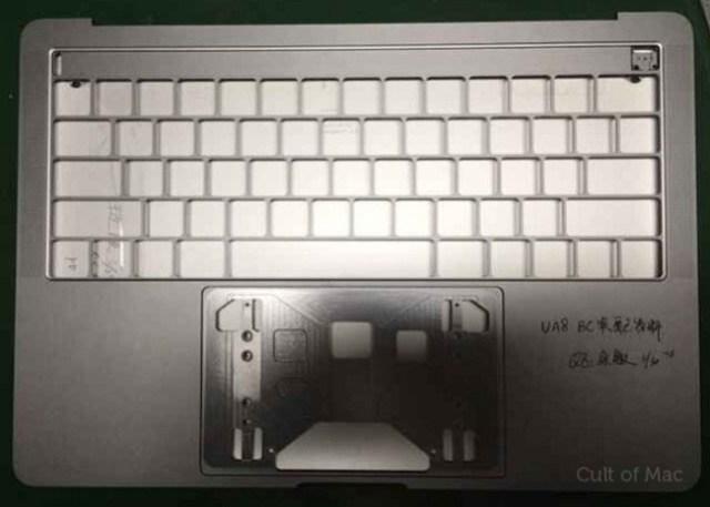 Fotografía filtrada del teclado del MacBook - 2016, Cult of Mac