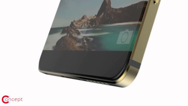 iPhone 8: Concepto unifica todos los rumores actuales (Video)