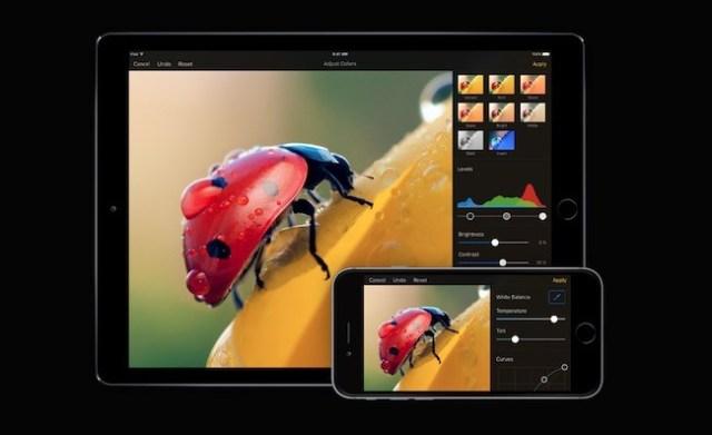 iPad App - Pixelmator