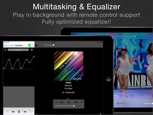 iPad App - SpeedUpTv