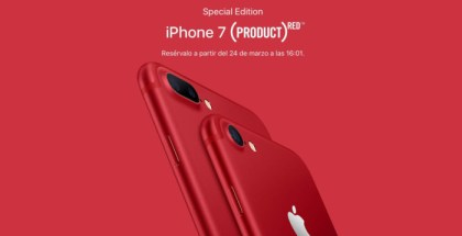 iPhone 7 PRODUCT(RED)