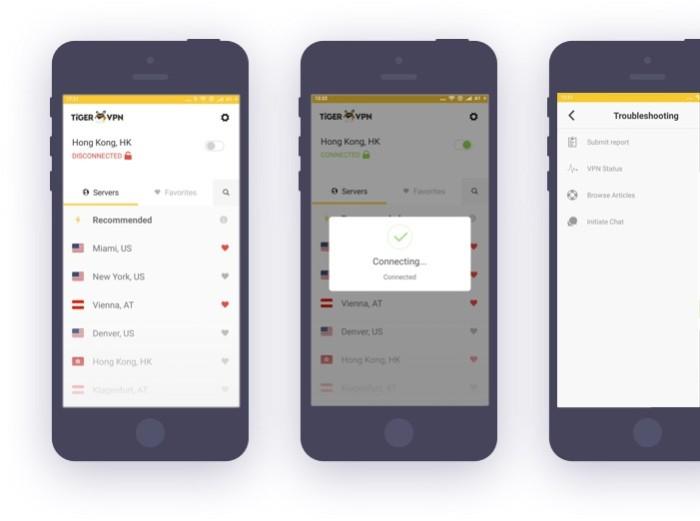 Usa una VPN y navega de forma más segura con tu iPhone