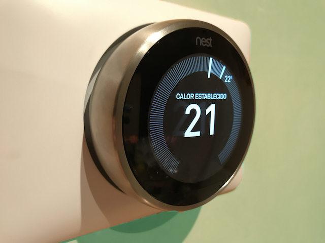 Nest Learning Thermostat, el termostato inteligente que tu casa necesita