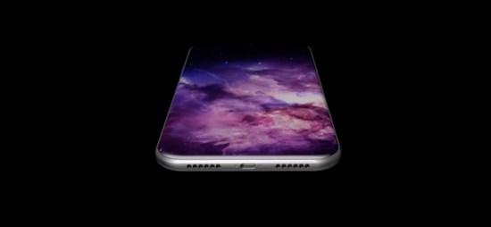 iPhone 8: El escáner de huella dactilar en pantalla cada vez más cerca