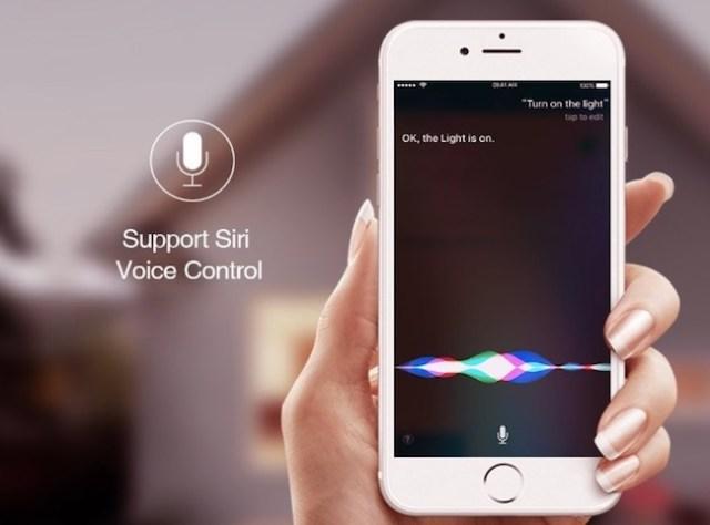 Apple Homekit - siri